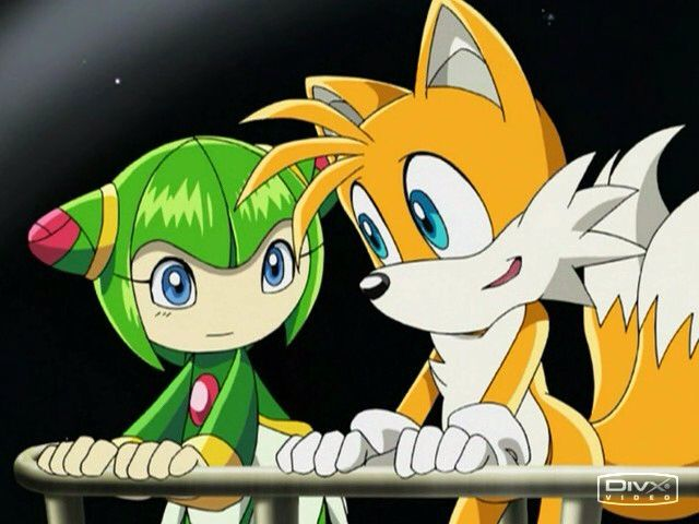 Tails & Cosmo   Sonic (mostly Tails)   Sonic the Hedgehog ...