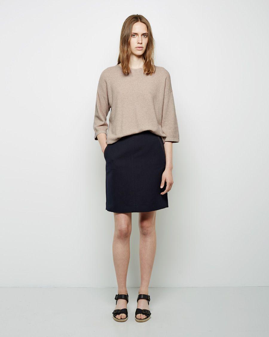 A.P.C.  Hitchcock Skirt | La Garçonne