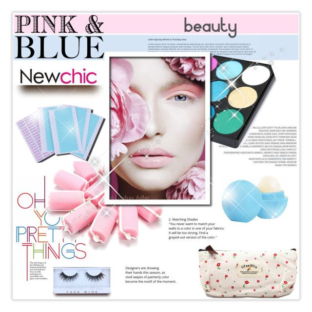 """""""NewChic 19. 13.11.2017"""" by goharkhanoyan ❤ liked on Polyvore featuring beauty, Eos, Huda Beauty and newchic"""