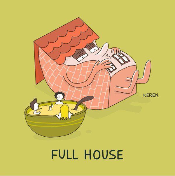 Casa llena