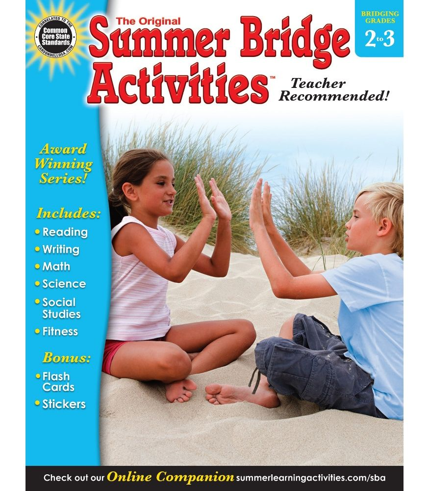 School stops for summer…learning never should! The award-winning ...