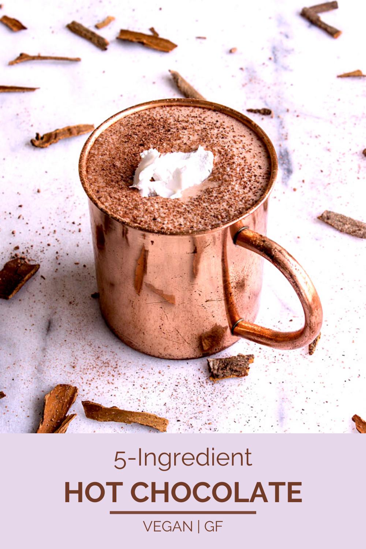 Diy Vegan Hot Chocolate Gluten Free Sugar Free Vancouver With Love Recipe In 2020 Gluten Free Hot Chocolate Dairy Free Drink Recipes Vegan Hot Chocolate