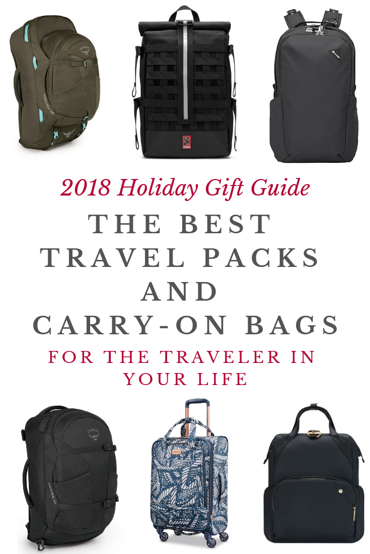 Looking to gift the traveler in your life a new travel bag  Choosing the  perfect 49c3ce82ccb64