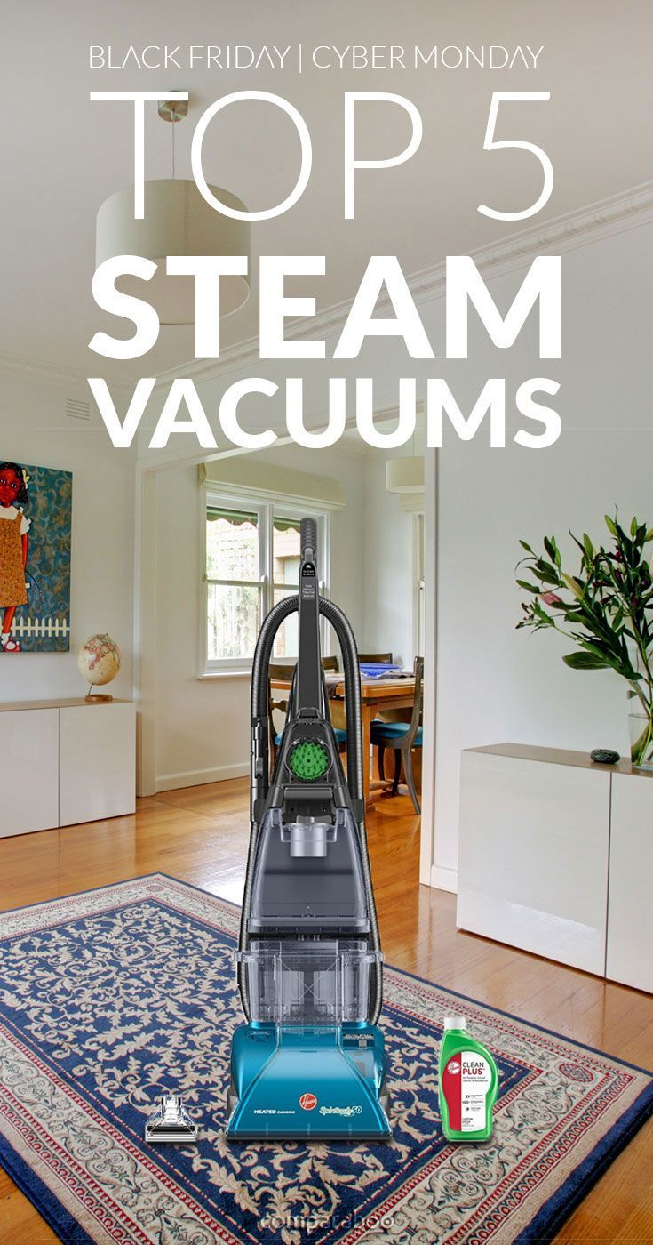 Mop And Vacuum At The Same Time. Yes. Introducing The Top 5 Steam Vacuums