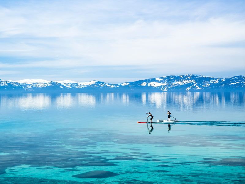 22 of the best paddleboarding spots around the world