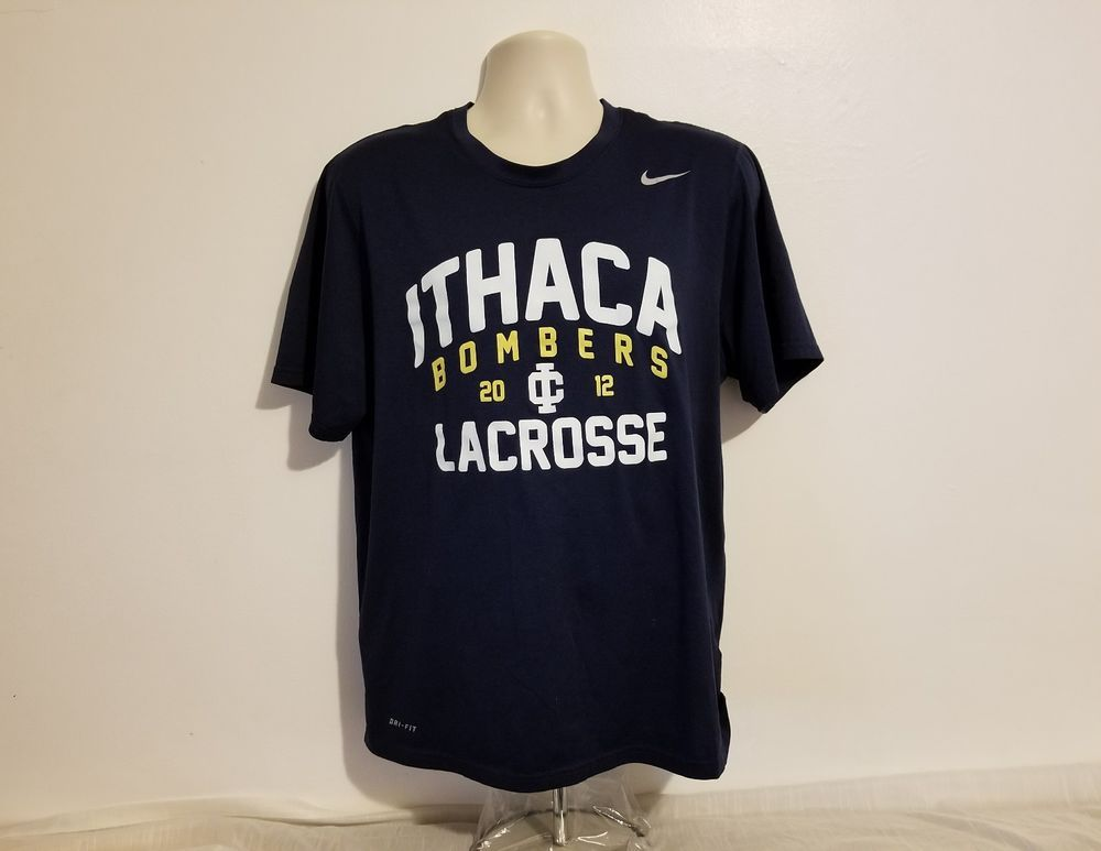NCAA Ithaca College Bombers T-Shirt V3