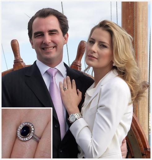 Real Greek Weddings: Tatiana Blatnik And Prince Nikolas Of Greece In 2019