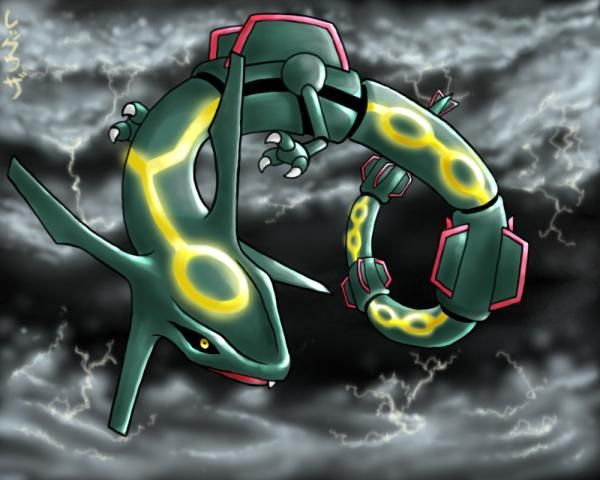 Pokemon Emerald Wallpaper