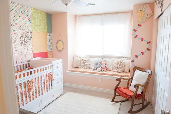 Modele chambre bébé | Baby vintage | Baby bedroom, Kids ...