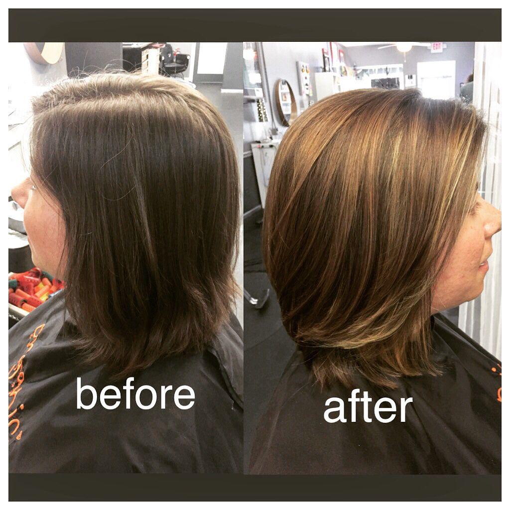 Allnutrient Hair Color By Yulee At Vlvt Salon Hair Color Hair Salons