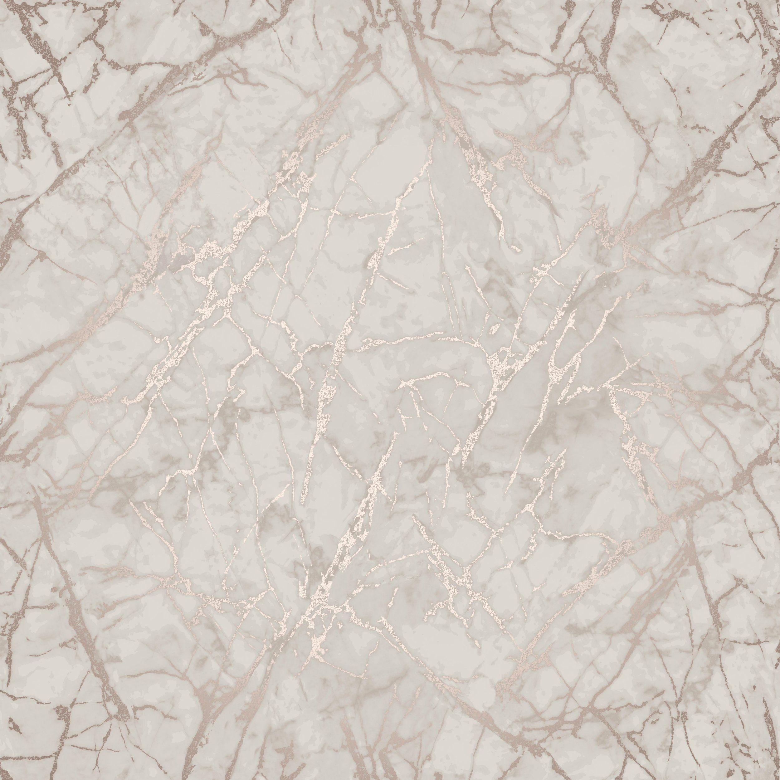 Metallic Marble Blush/Rose Gold Lashes in 2019 Gold