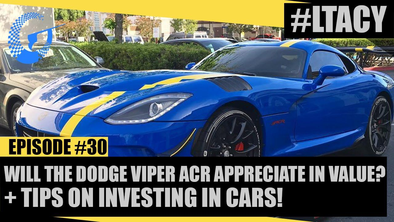 Dodge viper value near altamont motorsports park tracy
