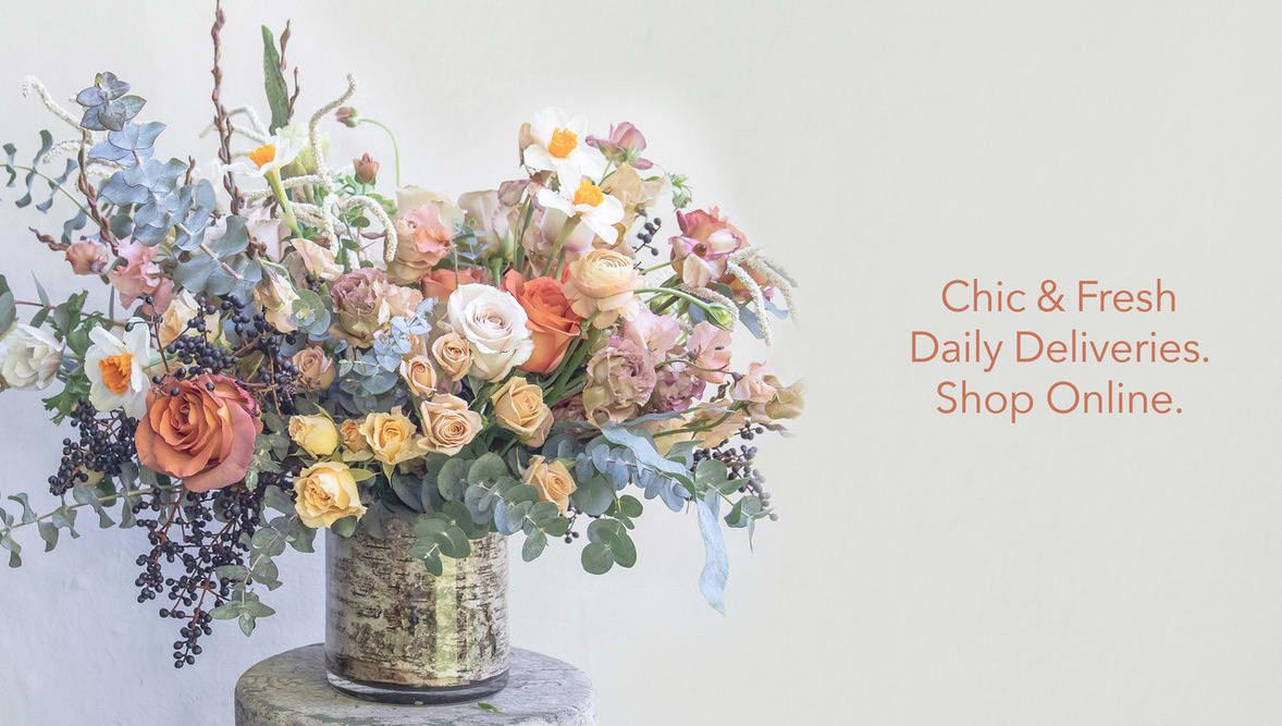Los angeles florist flower delivery by the petal