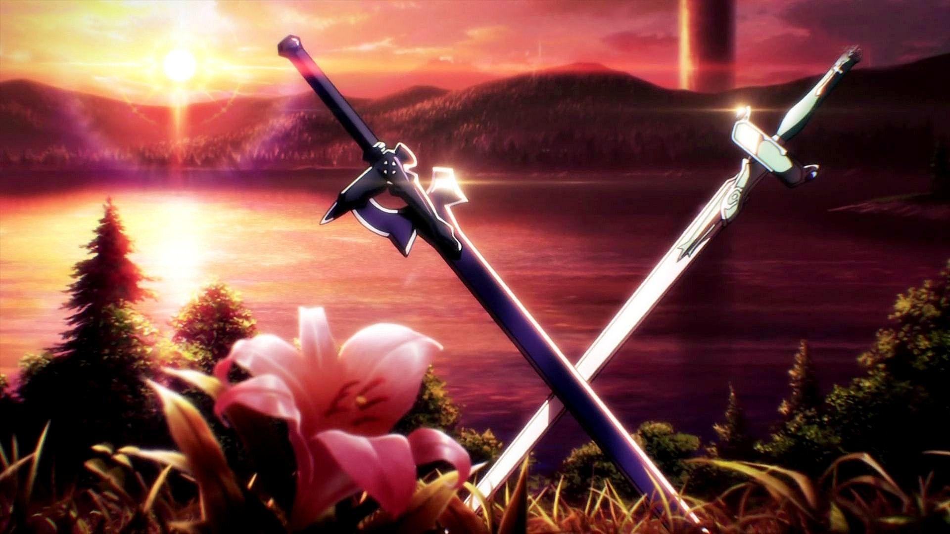 1080p 3d Anime Wallpaper Hd Doraemon In 2020 Sword Art Online Wallpaper Sword Art Sword Art Online Kirito