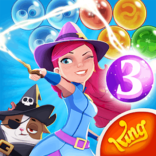 Bubble Witch 3 Saga Download Bubble Witch 3 Saga Mod Unlimited Life Latest Version From Oyunclubnet With The Direct Download Link Saga Puzzle Game Bubbles