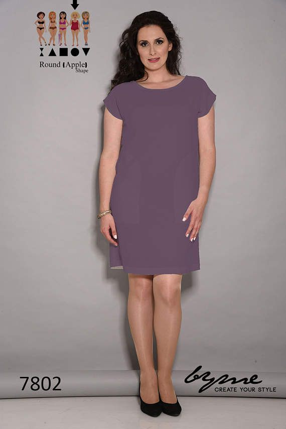 80abef5bf990 Purple dress