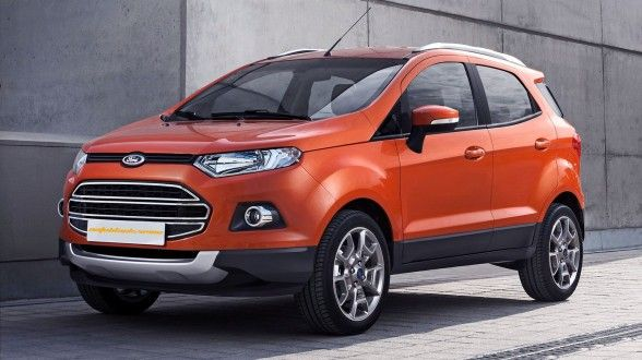 Autos Crossing Over Image By Artisted Ford Small Suv Ford