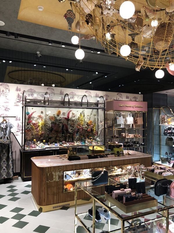 Ted Baker womenswear store opens at City Walk Mall in