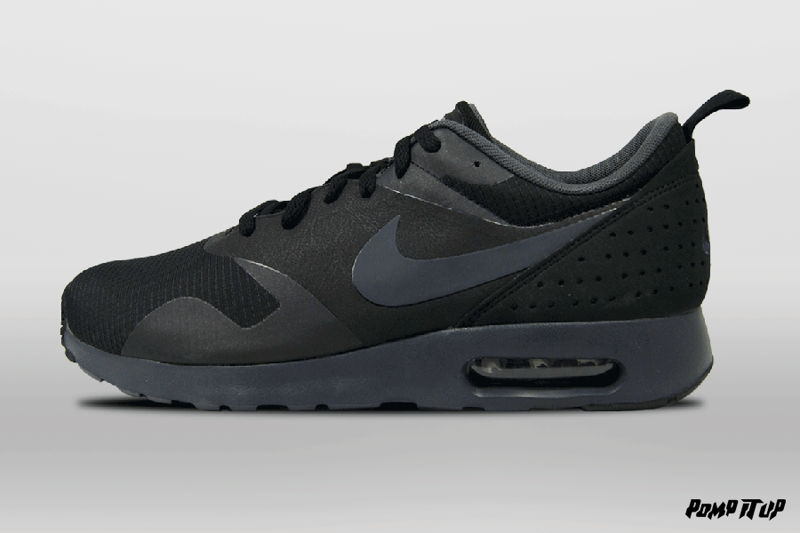 detailed look 2a59e c9916 ... wholesale nike air max tavas black anthracite black for men sizes 40  1bacd fbd7b