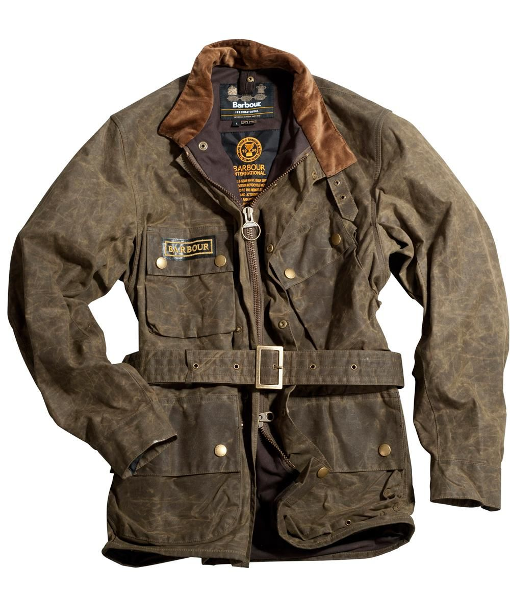 Barbour Accolade Waxed Jacket With A Heavy Distressed Look Mens Fashion Rugged Preppy Mens Fashion Mens Fashion Classic