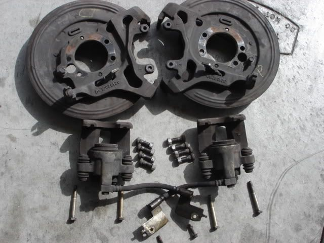 Zj Disc Brake Conversion Completed Jeep Cherokee Forum