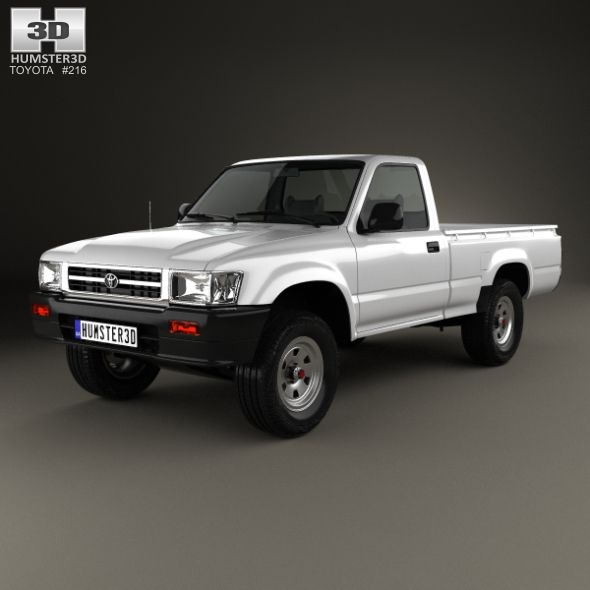 Toyota Hilux Double Cab 1988