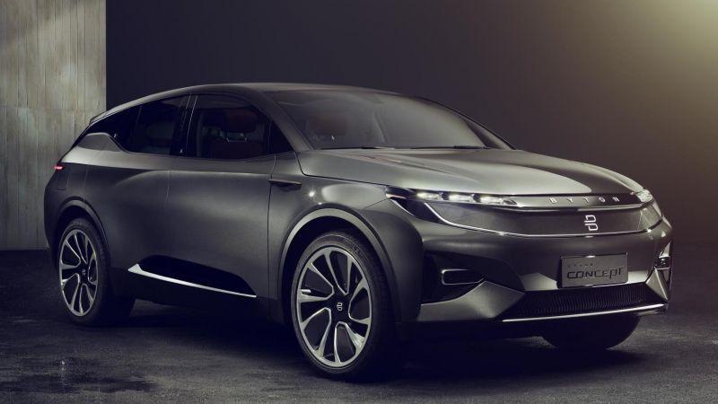 Xiaopeng Motors Evlistit Electronic Vehicles Electric