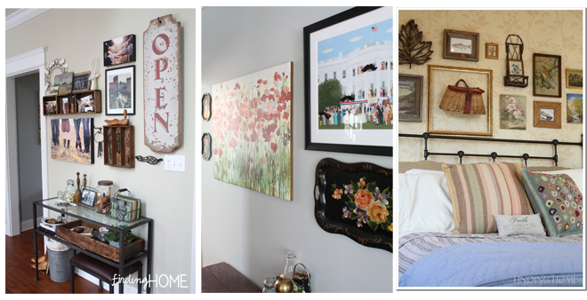 10 Tips On How To Hang Almost Anything Gallery Wall Ideas From Finding Home