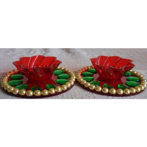 Diwali Lights Online Shop: Diya.Acrylic.Home Decoration.Diwali Decor.Home Decor