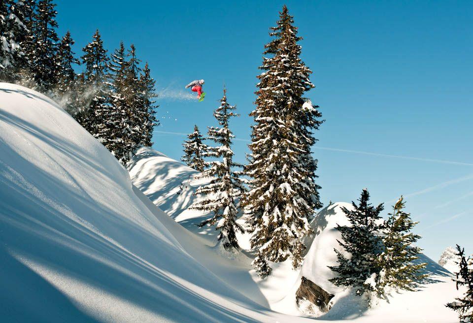 Snowboard-Photo-Marco-Feichtner-Arlberg-by-Howzee | Snowboarding ...