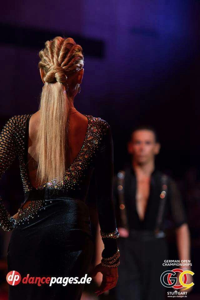 .. in 2020 (With images) | Latin hairstyles, Dance ...