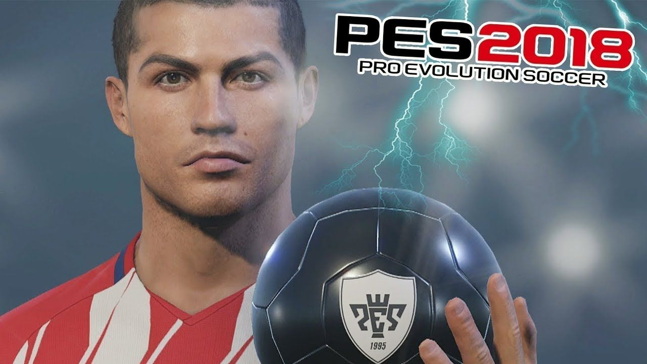 PES 2018 Mod BlackBall APK DATA Android Download | Video