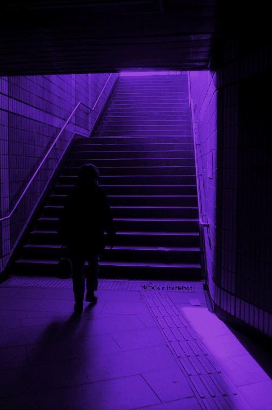 Pin by Yasmin alya on purple Purple aesthetic, Blue