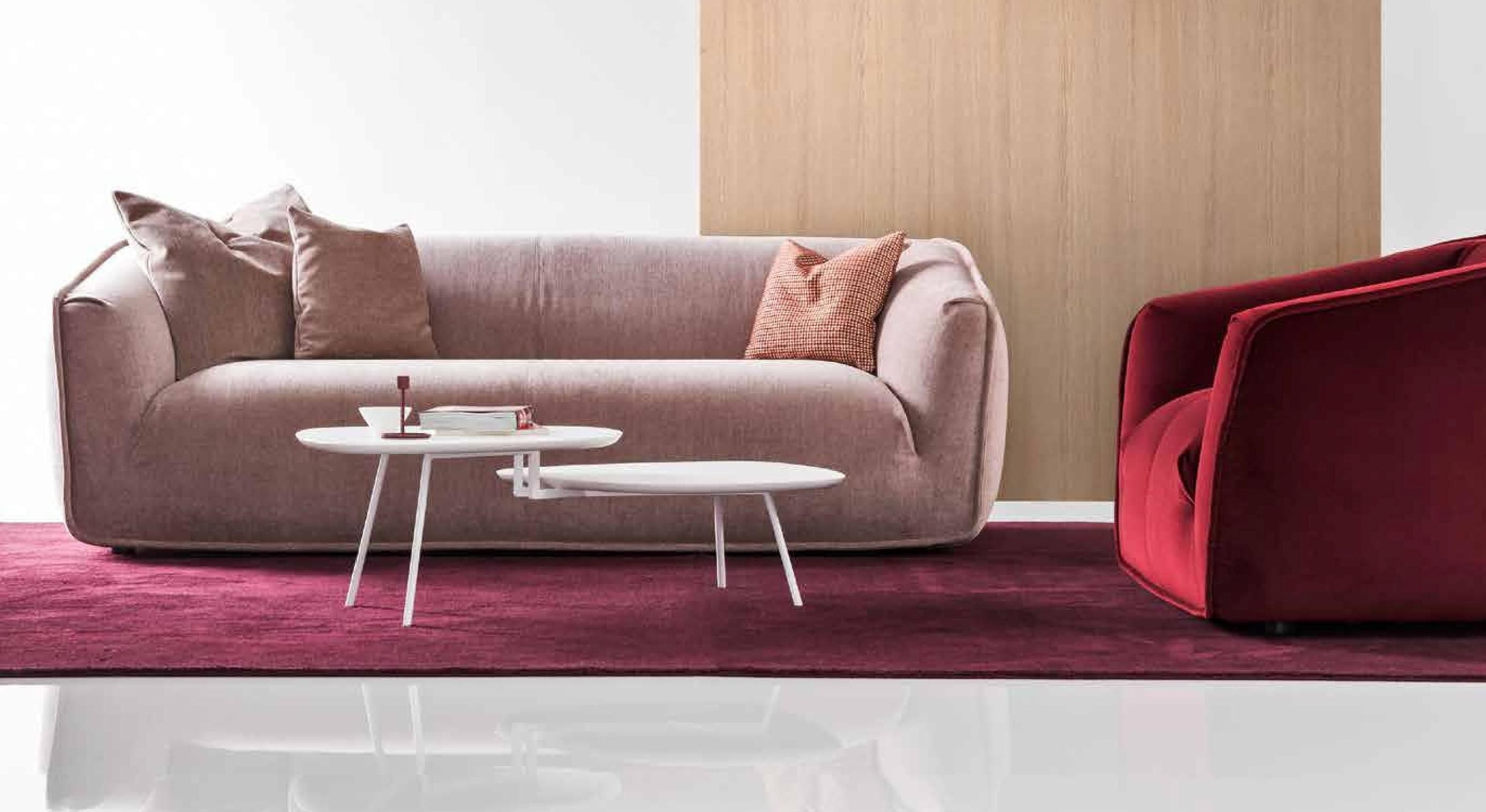 The most recent candy by Calligaris SWEET sofa available as armchair as well