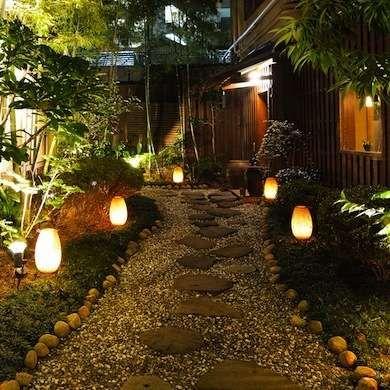 10 Enchanting Landscape Lighting Solutions Garden Lighting Design Outdoor Pathway Lighting Landscape Lighting Design