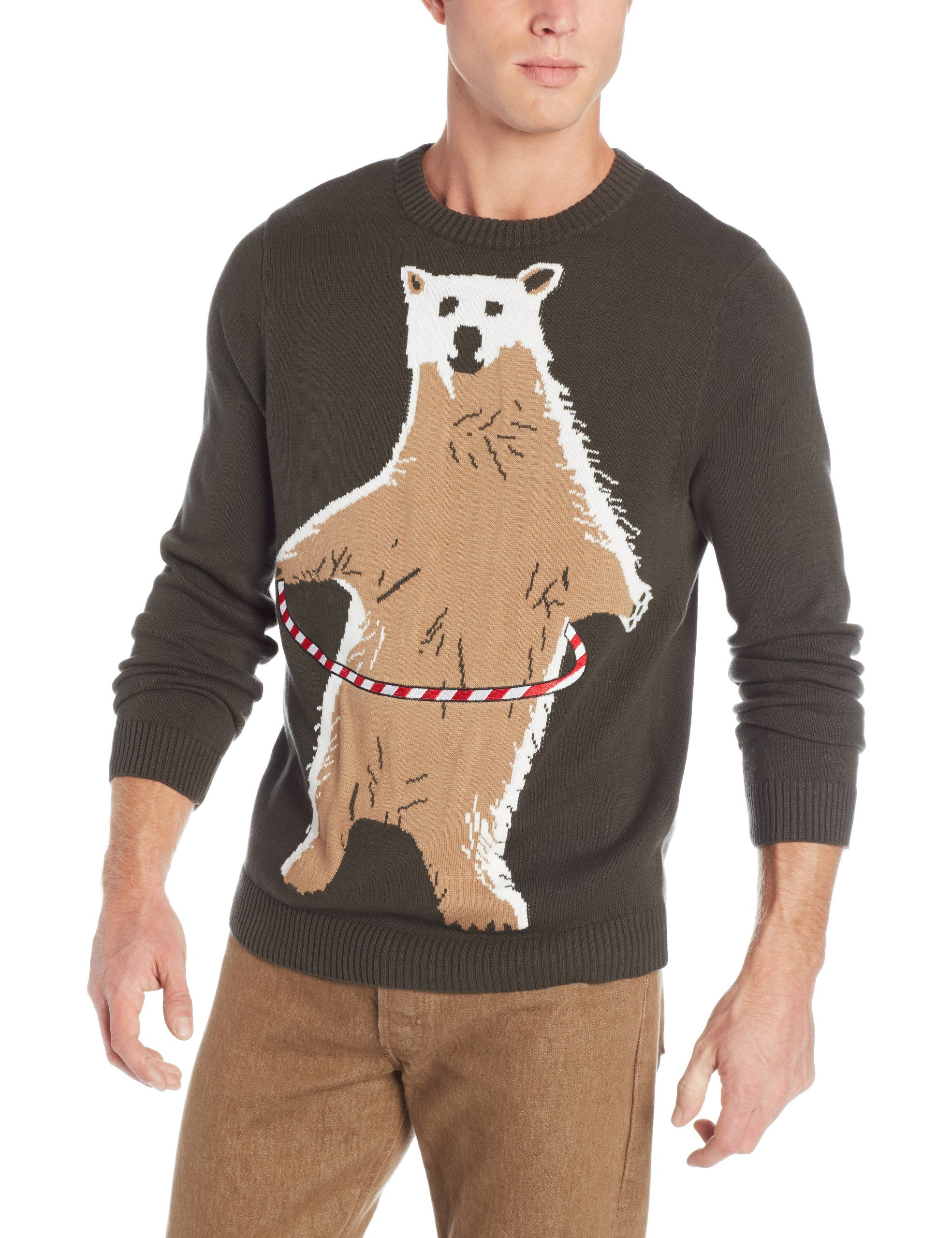 817144290eab Alex Stevens Men s Polar Bear Hula Hoop