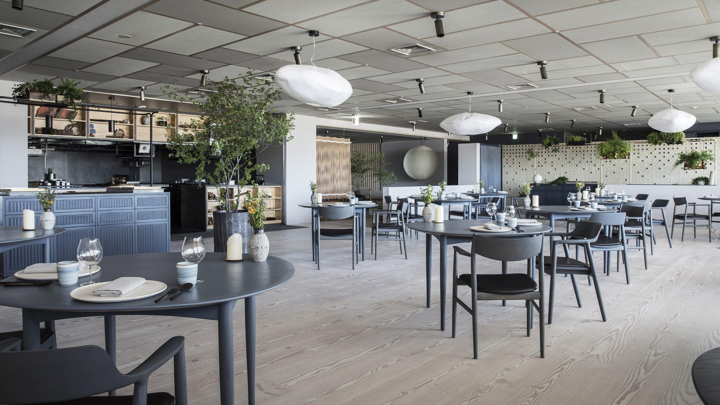 Tokyo S Inua Restaurant Blends Japanese And Scandinavian
