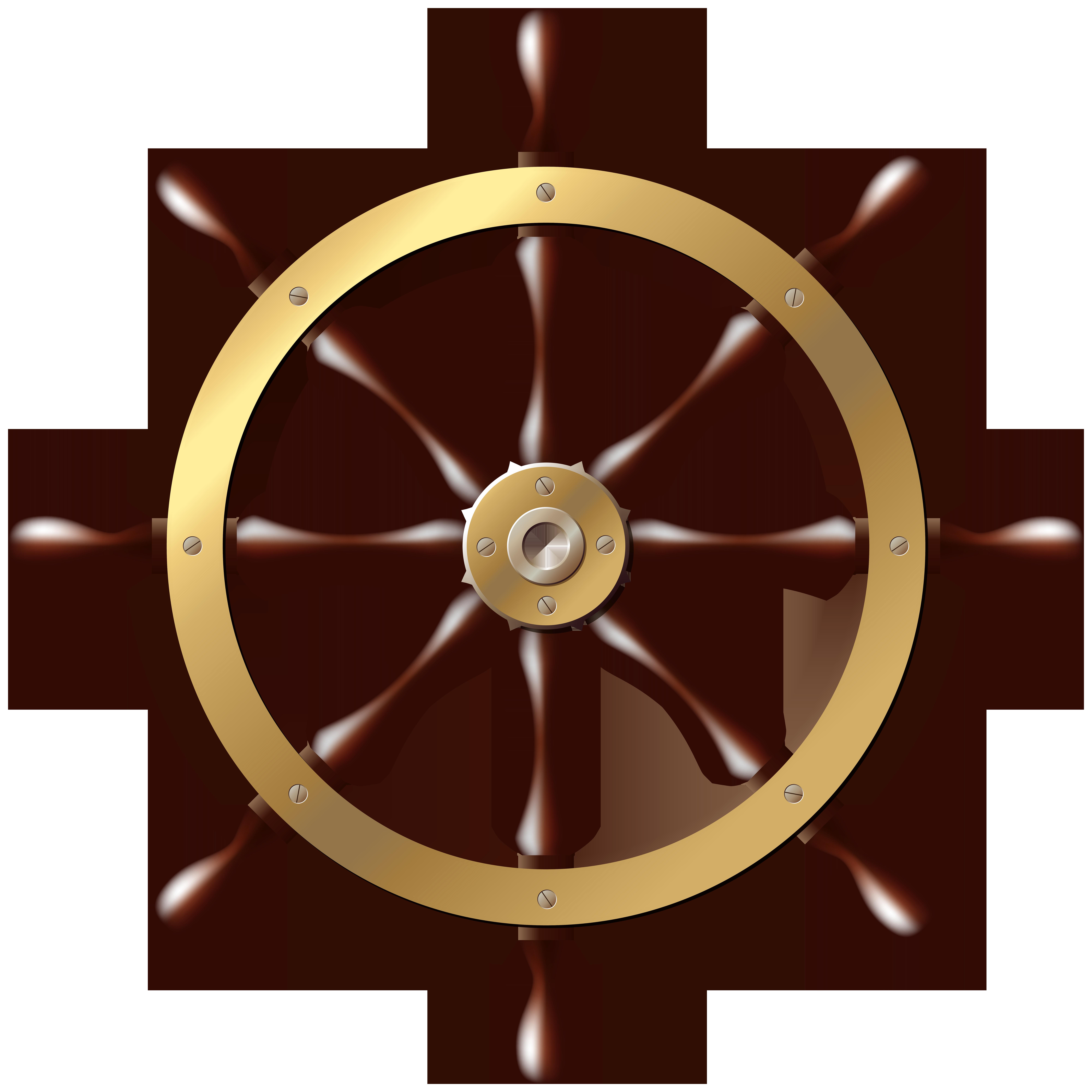 Ship Clipart Ship Helm 10 Ship Vector Boat Wheel Steering Wheel