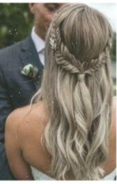 50 impresionantes peinados de novia para novias elegantes || Una boda es un …