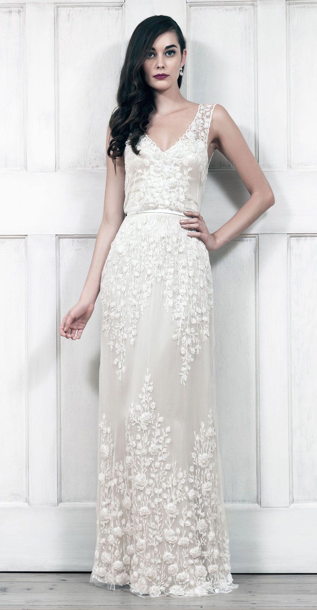 Utter Glamour - Catherine Deane Wedding Dresses | Kaviar gauche ...