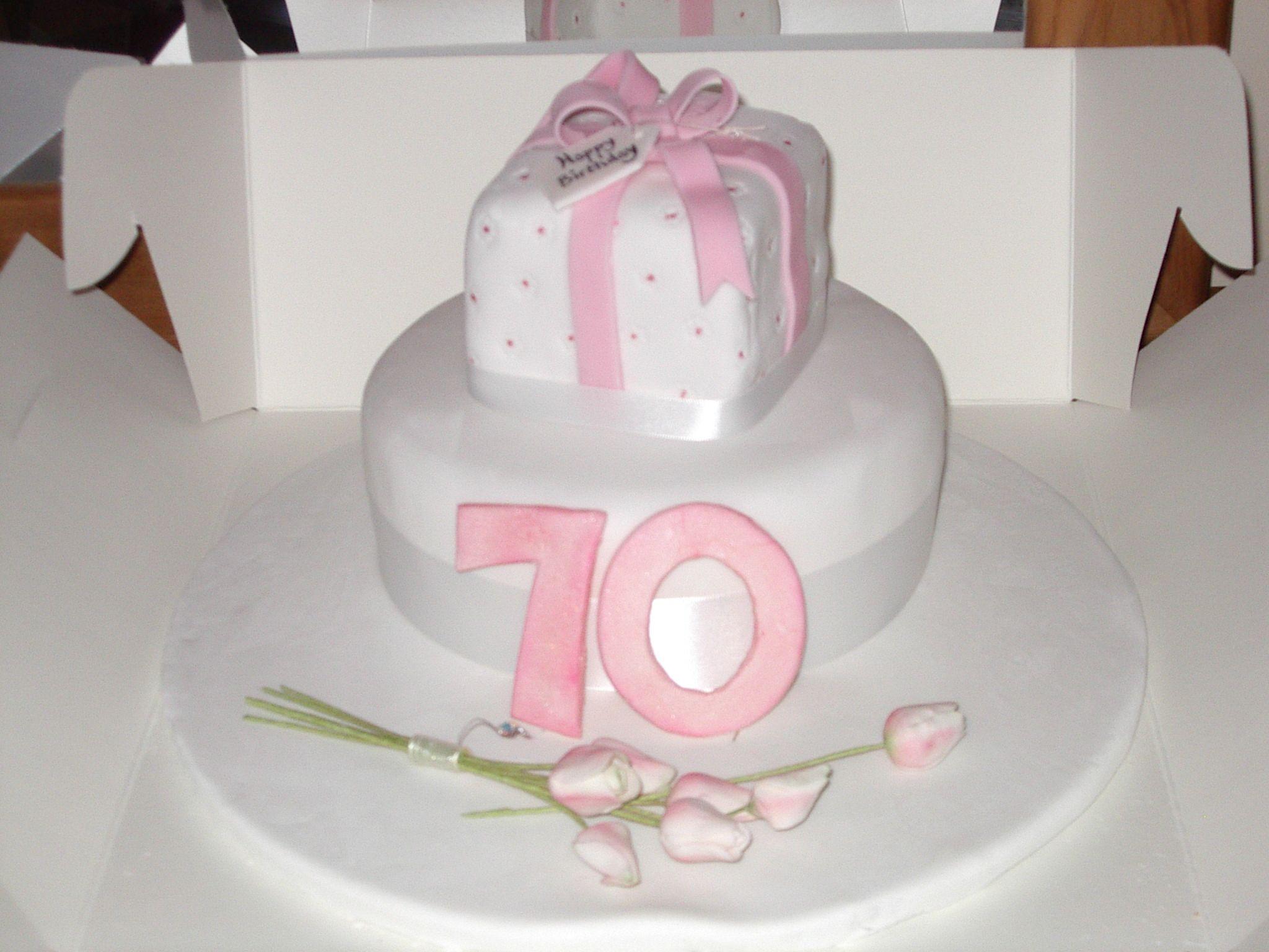 70th birthday cake Birthday Milestones Pinterest 70th birthday