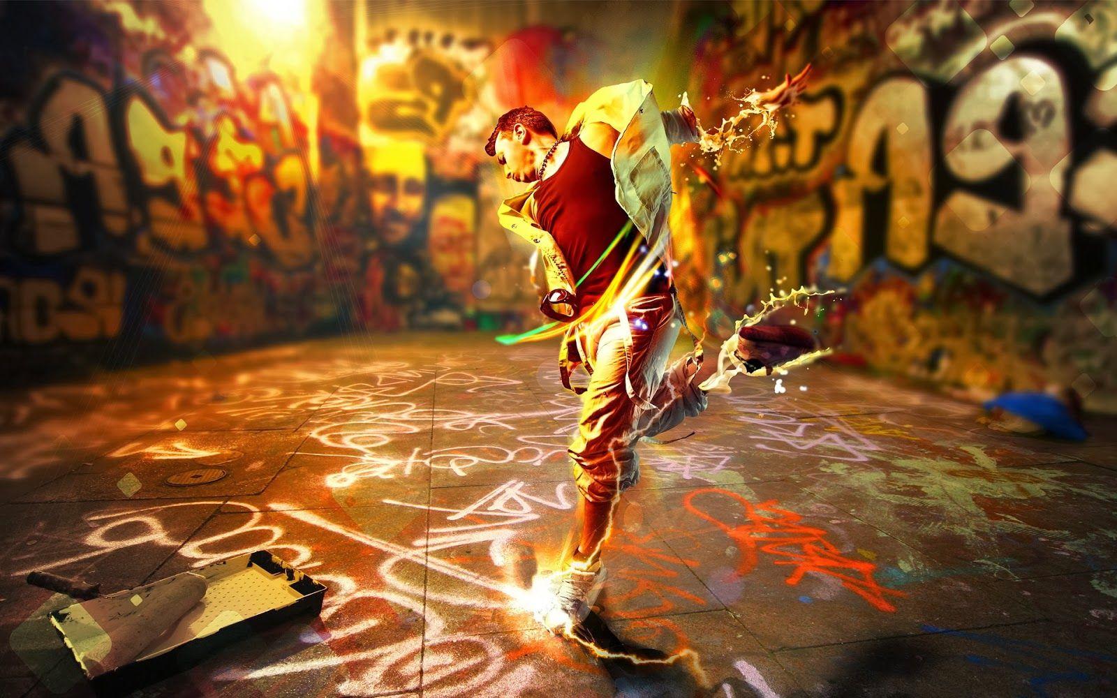 Awesome 3D Street Art Wallpapers Full HD 2014 3d street