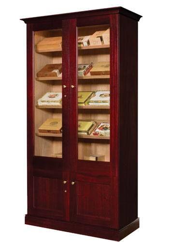 Superior Cigar Display Cabinet Humidors