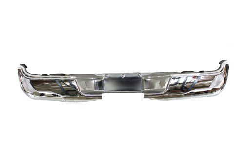 5210535360 TO1102228 Rear New Step Bumper Face Bar Chrome for Toyota 4Runner