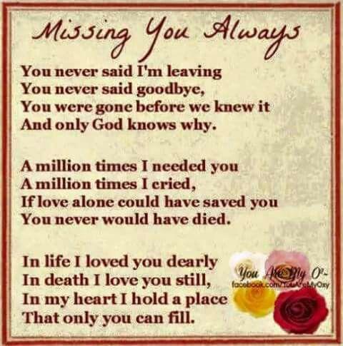jeg savner dig digte