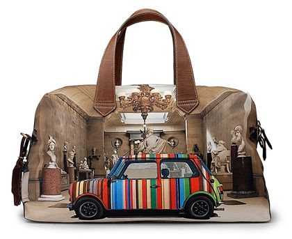 If You Love The British Style Will Probably Last Paul Smith Luggage