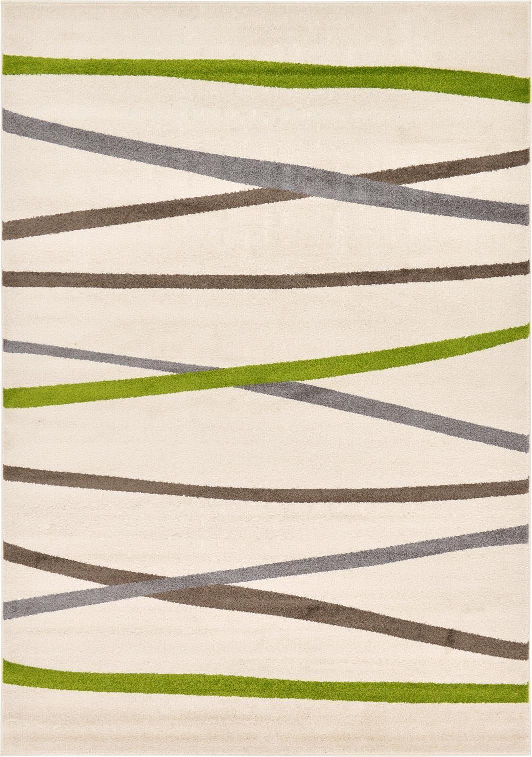 Ivory 215cm X 305cm Fries Teppich | Bereich Teppiche | IRugs CH