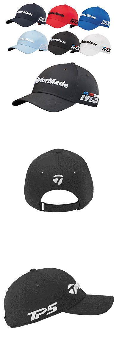 1b9650782b2 Golf Visors and Hats 158937  Taylormade Golf 2018 Tour Radar M3 Tp5 Adjustable  Hat Cap