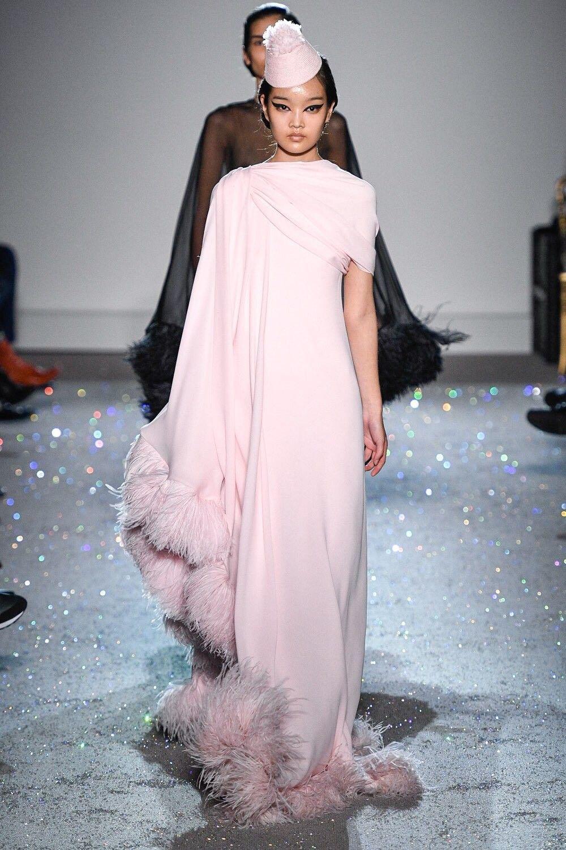 c02350800e0e5 Gian Battista Valli couture 2019
