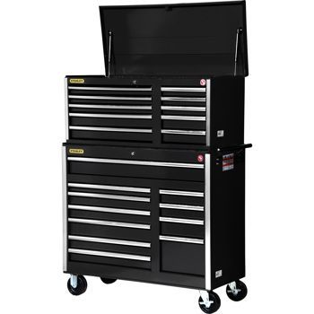 Costco: Stanley® 42 In. Tool Chest Base And Top Combo